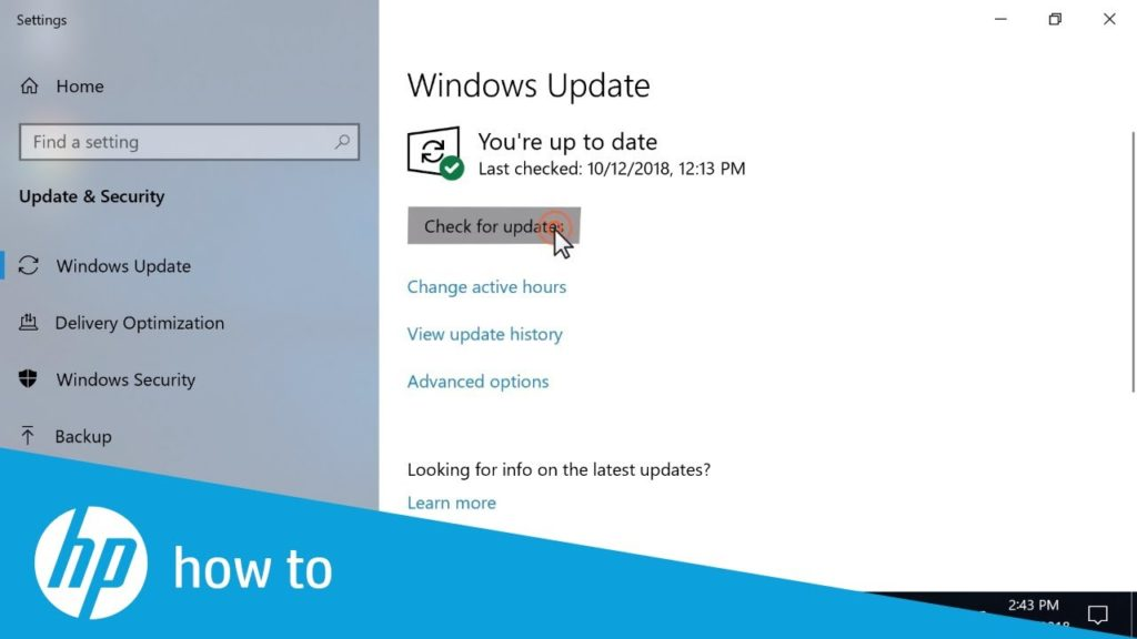 How-To-Install-Updates-On-Windows-10
