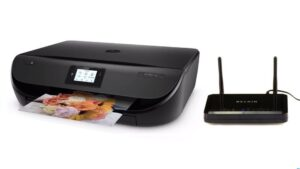 Hp Printer Connect To Wifi
