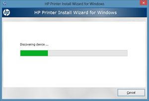 Install HP Printer Driver for windows 10