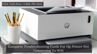 Hp Printer Not Connecting
