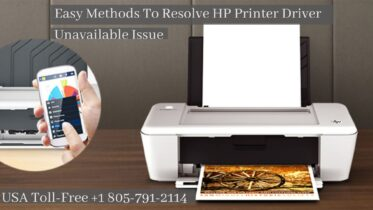 HP Printer Driver Unavailable